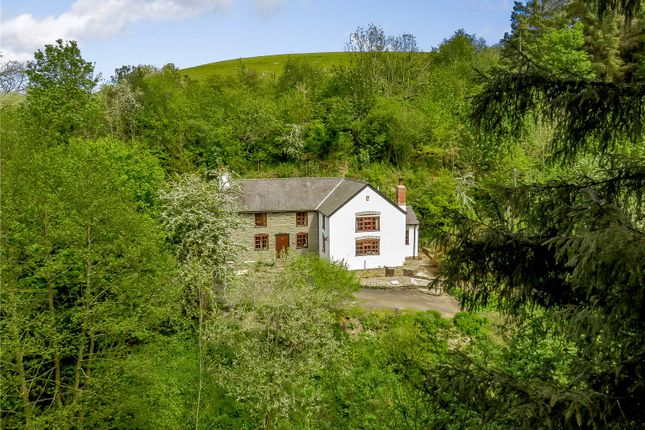 Thumbnail Detached house for sale in Chapel Lawn, Nr Clun, Shropshire
