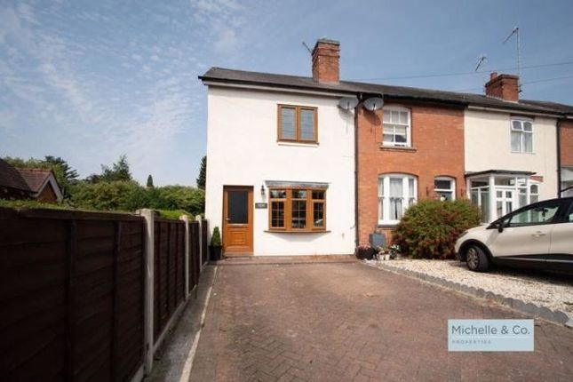 3 bed terraced house for sale in West Road, Bromsgrove B60