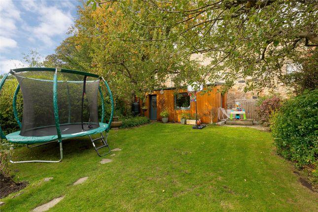 Garden of 60 The Causeway, Duddingston Village, Edinburgh EH15
