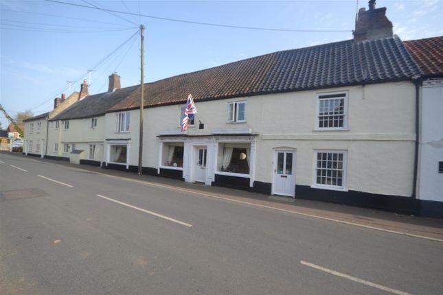 Thumbnail Terraced house for sale in Great Ryburgh, Fakenham