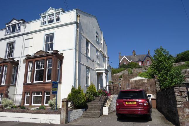 Thumbnail Semi-detached house for sale in Foxhouses Road, Whitehaven, Cumbria