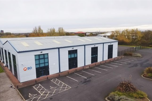 Thumbnail Warehouse to let in Unit 1 Kincraig Business Park, Blackpool