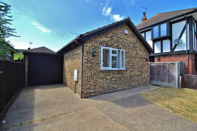 Thumbnail Detached bungalow for sale in Nevada Road, Canvey Island