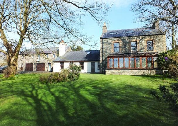 Thumbnail Detached house for sale in Upper Ballayack, Earystane, Colby