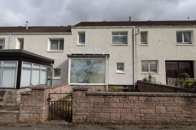 Terraced house for sale in Mar Court, Keith