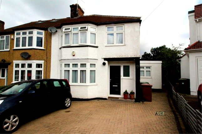 Semi-detached house for sale in Somers Way, Bushey, Hertfordshire