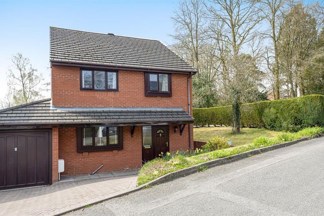 Thumbnail Detached house for sale in The Paddock, Llanyre, Llandrindod Wells