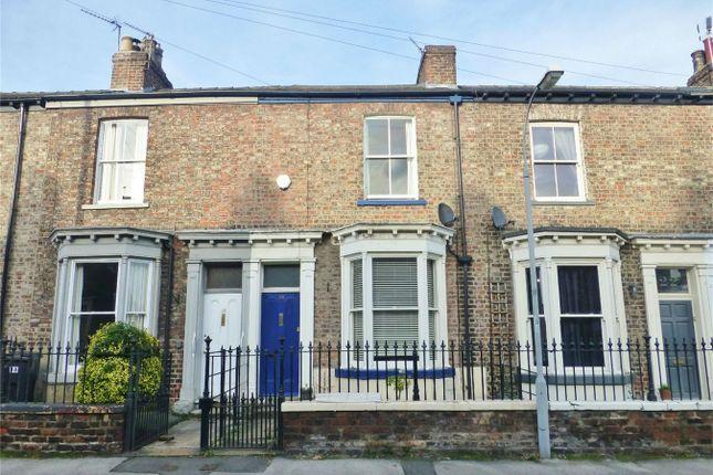 Thumbnail Terraced house for sale in Darnborough Street, Bishopthorpe Road, York