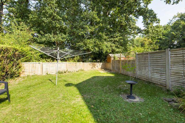 Garden of Long Copse Chase, Chineham, Basingstoke RG24