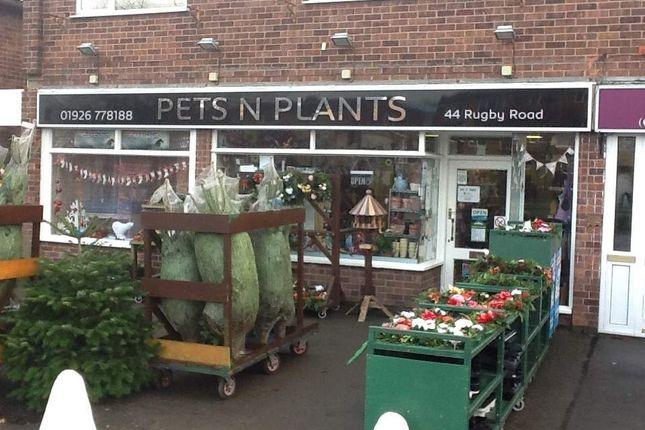 Thumbnail Retail premises for sale in Rugby Road, Cubbington, Leamington Spa