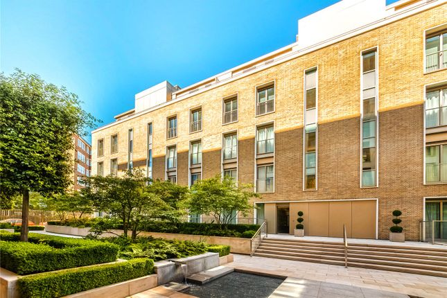 Thumbnail Flat for sale in Ebury Square, Belgravia, London