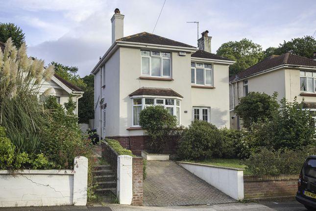 Thumbnail Detached house for sale in Shorton Valley Road, Paignton