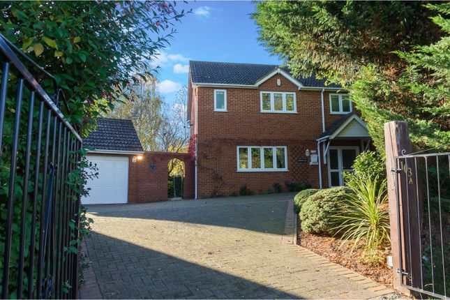 Thumbnail Detached house for sale in High Street, Buckton, St. Neots