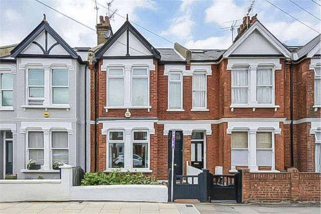 Thumbnail Terraced house to rent in Weston Road, Chiswick