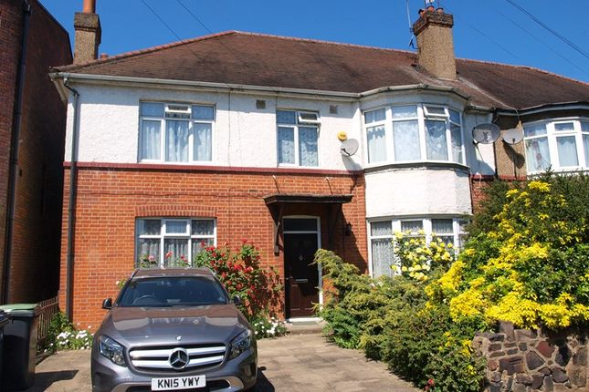 Thumbnail Maisonette for sale in Drapers Road, Enfield