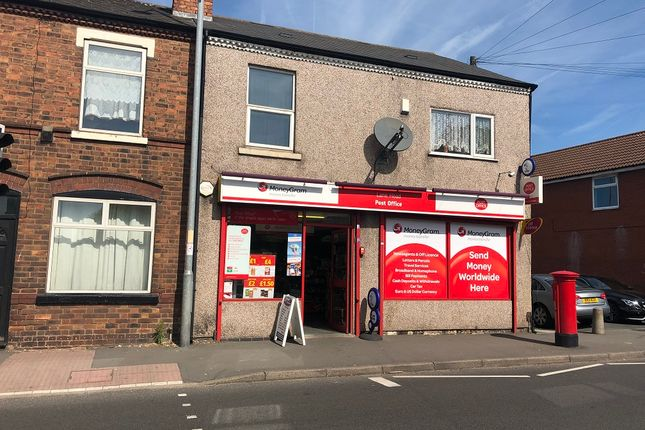 Thumbnail Retail premises for sale in 59-61 High Road, Walsall