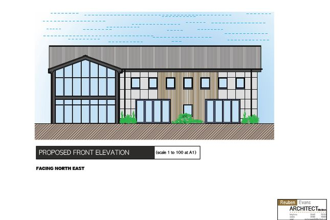 Thumbnail Office to let in Design & Build Opportunity, Dunraven Business Park, Bridgend