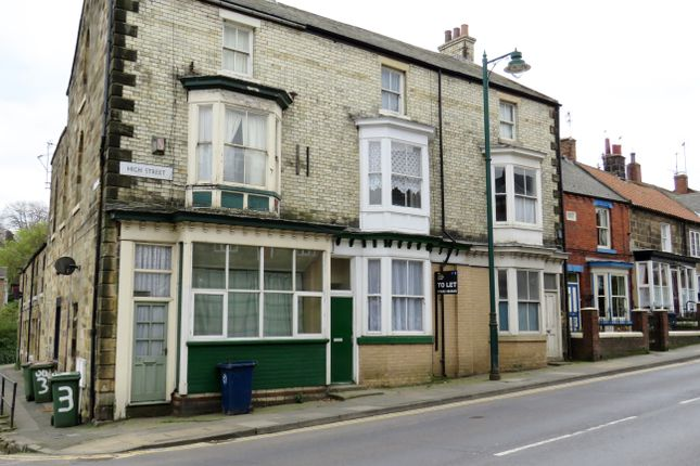 Thumbnail Terraced house for sale in High Street, Loftus, Saltburn On The Sea, North Yorkshire