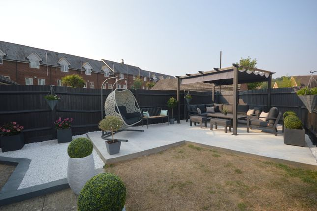 Thumbnail Detached house for sale in Galleon Way, Upnor, Rochester, Kent