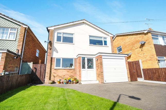 Thumbnail Detached house for sale in Bramley Way, Mayland, Chelmsford