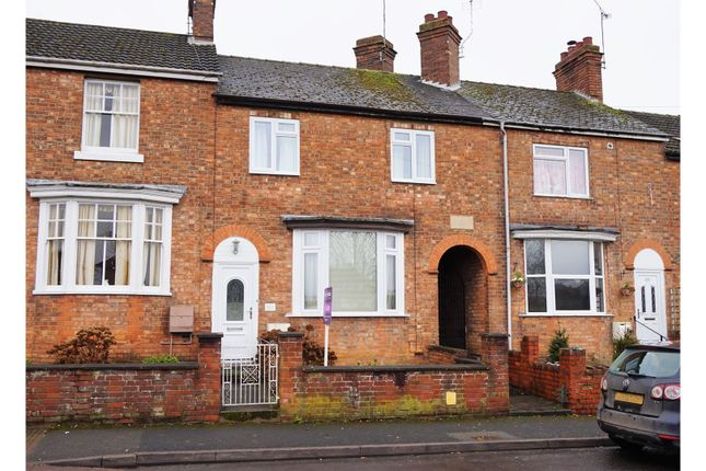 3 bed terraced house for sale in Burford Road, Evesham
