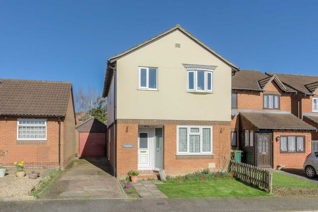 Thumbnail Detached house for sale in Hampton, Great Holm, Milton Keynes