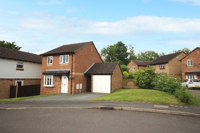 Thumbnail Detached house for sale in Oakleigh Drive, Northampton, Northamptonshire.