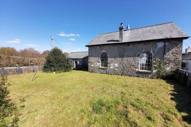 Thumbnail Detached house for sale in Brentor, Tavistock