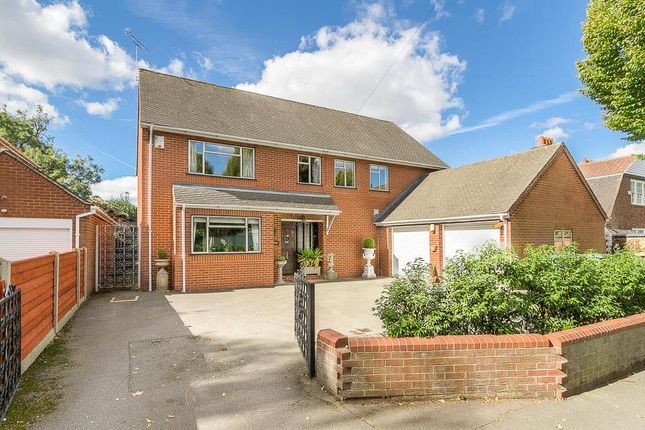 Thumbnail Detached house for sale in Moultrie Road, Rugby