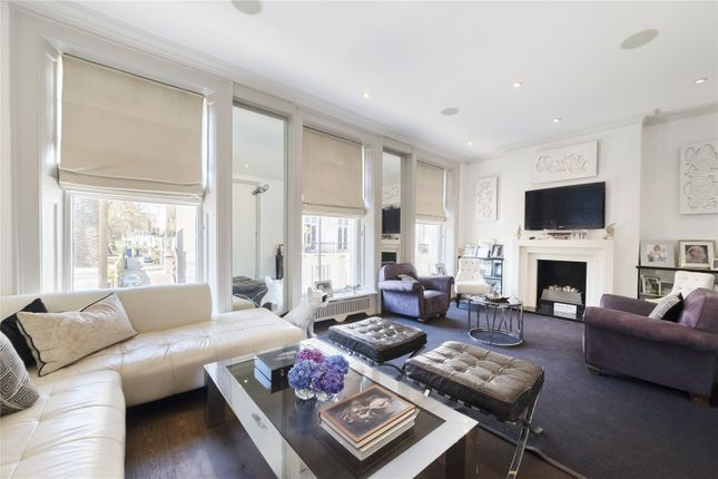 Thumbnail Terraced house for sale in Chester Row, Belgravia, London