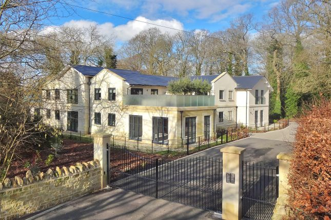 Thumbnail Flat for sale in The Avenue, Claverton Down, Bath
