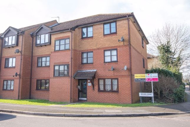 Thumbnail Flat to rent in Brunel Road, Southampton