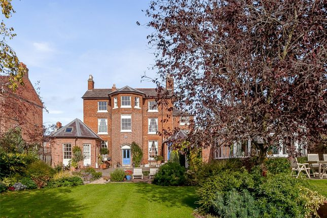 Thumbnail Detached house for sale in Abbey Foregate, Shrewsbury