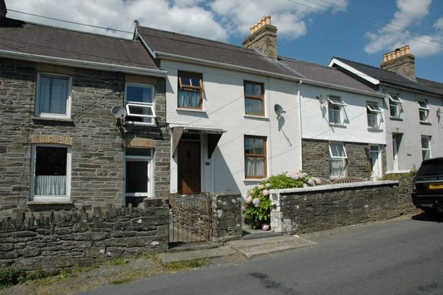 Thumbnail Terraced house for sale in Henllan, Llandysul