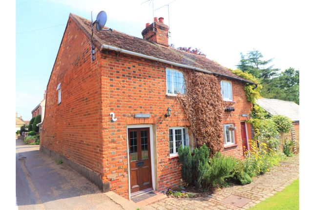 Thumbnail Semi-detached house for sale in High Street, Bedford
