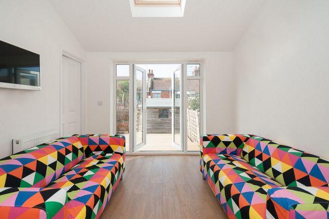 Thumbnail Terraced house to rent in Nesbitt Road, Brighton