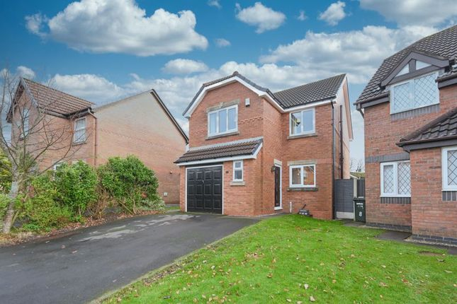 4 bed detached house for sale in Camellia Drive, Clayton-Le-Woods, Chorley PR25