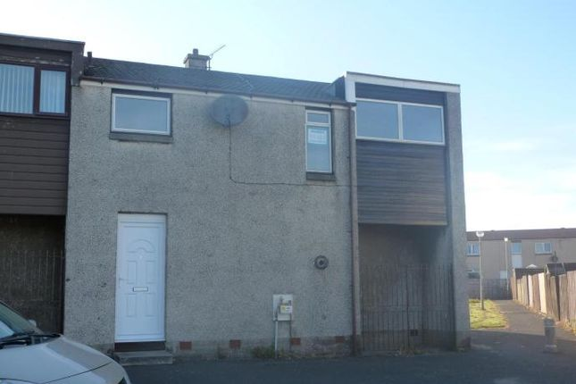 Thumbnail Terraced house to rent in Bute Court, Stevenston