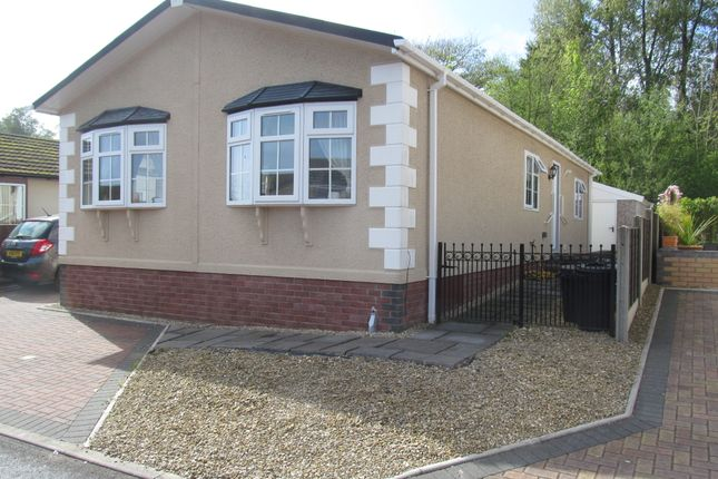 Thumbnail Mobile/park home for sale in Heronstone Park (Ref 5894), Bridgend, Mid Glamorgan, Wales