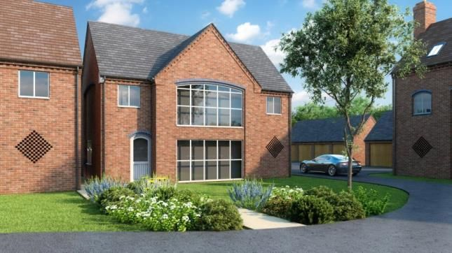 Thumbnail Detached house for sale in Milford Green Court, Malkins Way, Shawbury Lane