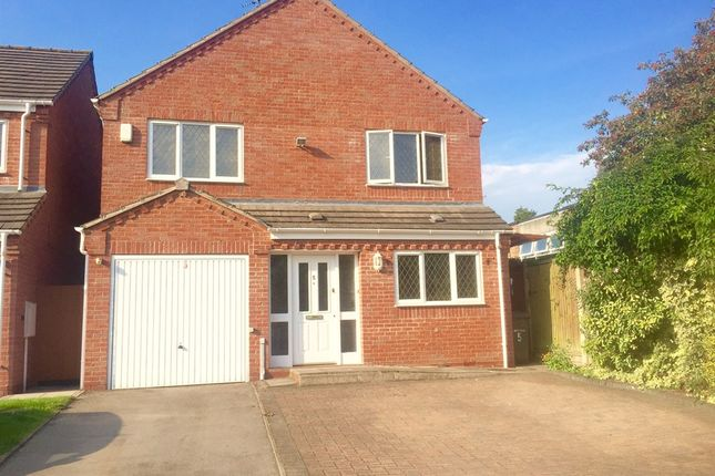 4 bed detached house for sale in Orton Road, Earl Shilton, Leicester