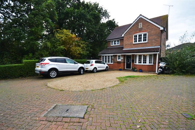 Thumbnail Detached house for sale in Macgregor Drive, Wickford