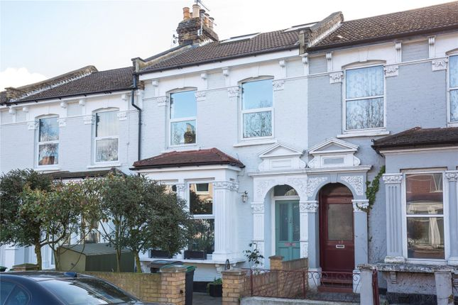 Thumbnail Terraced house for sale in Lothair Road North, Finsbury Park, London