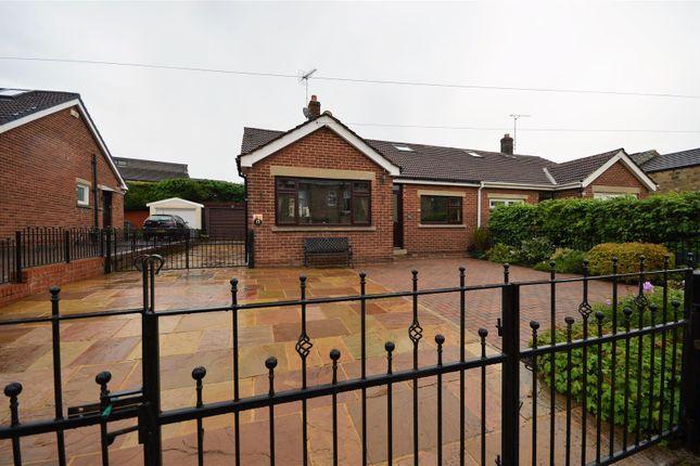 Thumbnail Semi-detached bungalow for sale in Armitage Road, Oakenshaw, Bradford