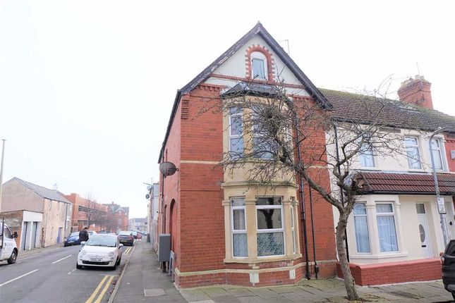 Thumbnail Terraced house for sale in Evelyn Street, Barry, Vale Of Glamorgan