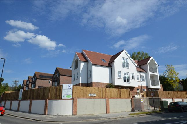 Thumbnail Flat for sale in Coombe Road, Croydon