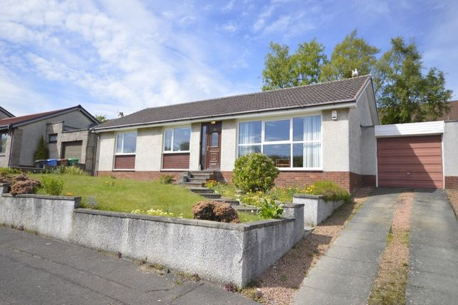 Thumbnail Bungalow for sale in Oriel Crescent, Kirkcaldy
