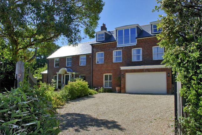 Thumbnail Detached house for sale in Grove Pastures, Lymington