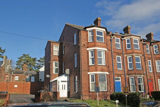Thumbnail Flat to rent in Blackall Road, Exeter