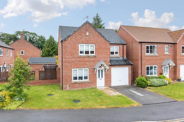 Thumbnail Detached house for sale in Westfield Avenue, Norton, Malton